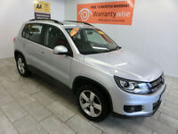 2012 Volkswagen Tiguan 2.0TDI ( 140ps ) ( 4WD ) BlueMotion Tech ( s/s ) DSG S