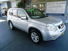 2011 Nissan X-Trail T31 MY11 ST (FWD) Silver Continuous Variable Wagon Hamilton Newcastle Area Preview