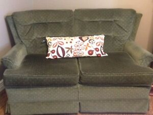 Green Loveseat - Great Condition