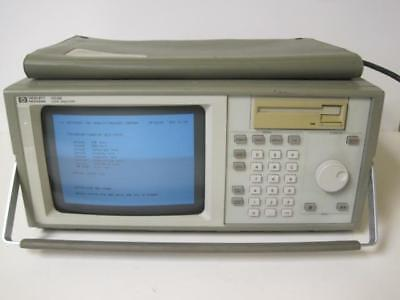 Hp Agilent Logic Analysis System Analyzer Model 1650b Working Used Guaranteed