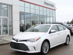 2017 Toyota Avalon Limited, Leather, Roof, Nav, Push button!