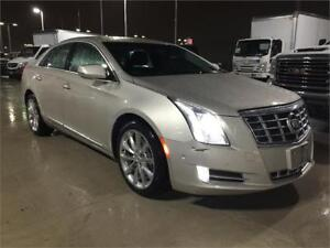 2014 Cadillac XTS Luxury Collection (JUST 52,000 KMS) ONE OWNER