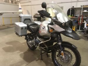 2002 BMW GS1150 Adventure