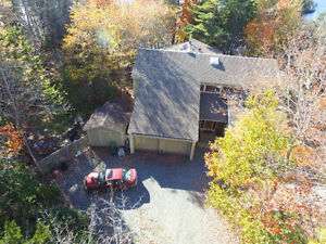 Huge Home and Lakefrontage on Miller Lake, Fall River