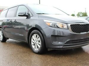 2017 Kia Sedona HEATED SEATS, BACKUP CAM, POWER SEATS, REAR CLIM