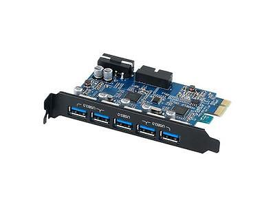 ORICO  Monster USB3.0 PCI - Express Card with 5 Rear USB3.0 Ports and 1x Interna