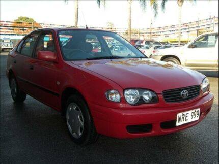 2000 Toyota Corolla AE112R Ascent Seca 5 Speed Manual Liftback Enfield Port Adelaide Area Preview