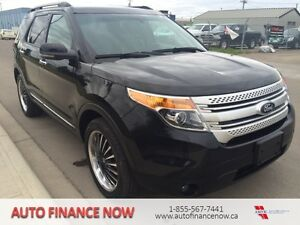 2013 Ford Explorer TEXT FOR APPROVAL 780-394-2779
