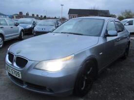 BMW 5 SERIES 530d SE 4dr Auto (grey) 2004