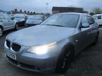 BMW 5 SERIES 530d SE 4dr Auto (grey) 2004