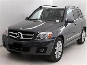 2010 Mercedes-Benz GLK-Class GLK350 4MATIC / PANORAMIC SUNROOF