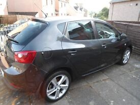 SEAT Ibiza Sport 1.6 TDI Cr 5 Door Hatchback