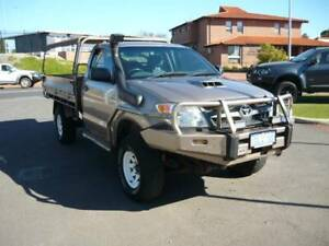 2007 Toyota Hilux SR Manual Ute Collie Collie Area Preview