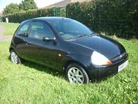 Finest Example Ford KA / In Excellent Condition / 37,000 MIles Only / In Black / No Rust!