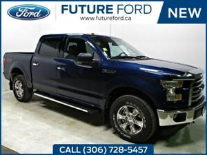 2017 Ford F-150 XLT-XTR PACKAGE -REAR VIEW CAMERA-5.0L V8