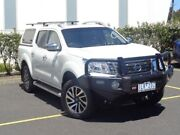 2016 Nissan Navara D23 ST-X White 7 Speed Sports Automatic Utility Narre Warren Casey Area Preview