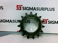 Dodge 60BTL15H 1610 Taper Lock Sprocket 15 Teeth Bore Dia 2.130 Hub Dia 2.94""