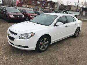 2012 Chevrolet Malibu LT, No Accidents, Remote Starter