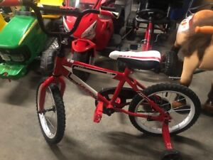 "Kids 15"" Huffy Rock it bike"