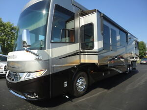 2015 London Aire 4553 with 600 hp Diesel