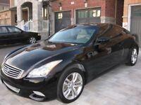 2011 Infiniti G37x premium Coupe (2 door)