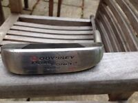 Odyssey Dual Force Putter