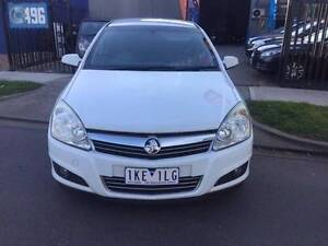 2009 Holden Astra Hatchback Kingsville Maribyrnong Area Preview