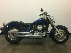 2012 Yamaha XVS650A V-Star Classic 650CC Cruiser 649cc Caringbah Sutherland Area Preview