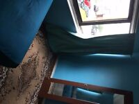 Double room in an African household . Exclusive of gas electric £350 pcm . CR4 3QH .