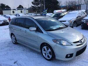 2006 Mazda Mazda5 GT (Low Kms, Accident Free)