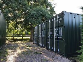 New storage container to rent 20 x 8 feet