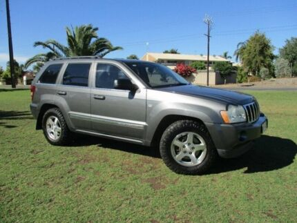 2005 Jeep Grand Cherokee WH Limited (4x4) 5 Speed Automatic Wagon