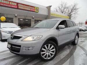 2007 MAZDA CX-9 AWD  **NAVI+CAMERA**