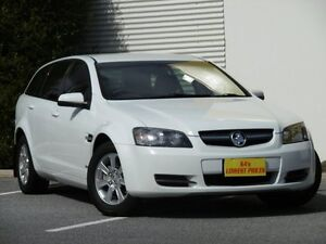 2009 Holden Commodore VE MY09.5 Omega Sportwagon White 4 Speed Automatic Wagon Melrose Park Mitcham Area Preview
