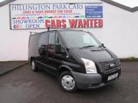 2012 Ford Transit 2.2TDCi ( 125PS ) ( EU5 ) 260S ( Low Roof ) 260 SWB Trend