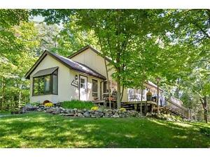 1.5 Storey Home With Almost 2.5 Acres! NEW PRICE!