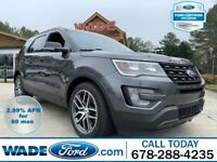 Miniature 1 Voiture American used Ford Explorer 2017