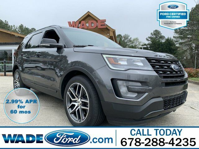 Image 1 Voiture American used Ford Explorer 2017