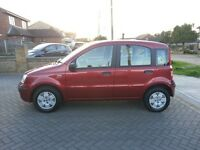 FIAT PANDA 1.2, ONLY 16,000 MILES, ONE LADY OWNER, FSH, LOW MILEAGE SMALL CAR WIH HIGH SEAT POSITION