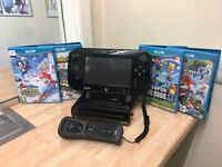 Nintendo Wii U Console - 32GB Premium Pack With Games