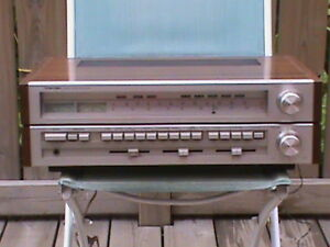 1970s Stereo Receiver
