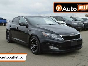 2012 Kia Optima LX 4dr Sedan