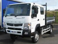 2016 FUSO CANTER 6C18D 34, MONTHLY FINANCE PACKAGES AVAILABLE Diesel white Manua