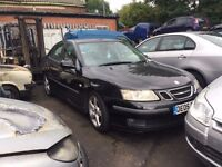 SAAB 9-3 VECTOR TID 2005 BREAKING FOR SPARES