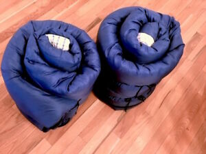 2 Colemans Sleeping bags
