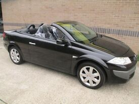 Automatic-Renault Megane Convertible £1175 bargain !!!