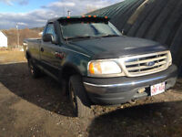 2000 Ford 4x4 runs great for 800$!!!!