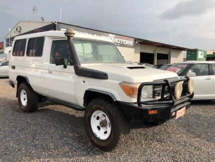 2008 Toyota Troopcarrier 11 seater 4x4 Diesel Durack Palmerston Area Preview
