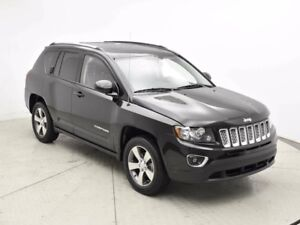 2017 Jeep Compass North High Altitude 4x4