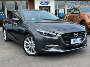 2017 Mazda 3 BN Series SP25 GT Grey Sports Automatic Colac West Colac-Otway Area Preview